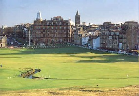 Golf Vacations Packages To St Andrews Classic Golf Tours